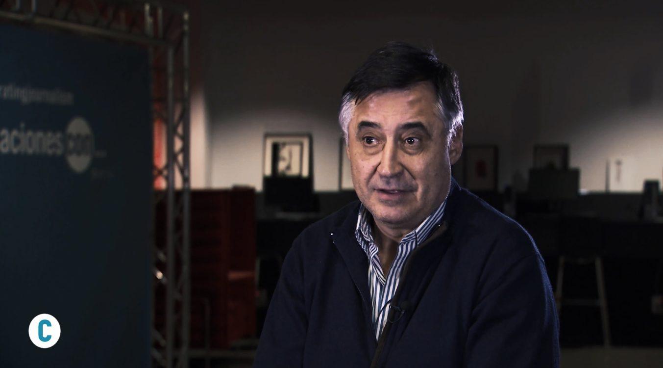 Gervasio Sanchez Entrevista